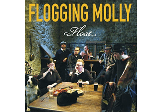 Flogging Molly - Float - (Vinyl)