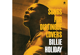 Billie Holiday - Songs For Distingue Lovers (LT - (Vinyl)