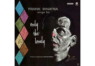 Frank Sinatra - Only The Lonely - (Vinyl)