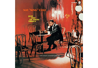 Nat King Cole - Just One Of Those Things - (Vinyl)