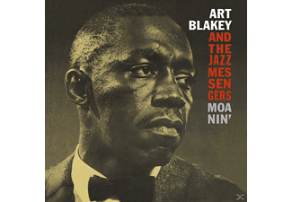 Art Blakey and the Jazz Messengers - Moanin' - (Vinyl)