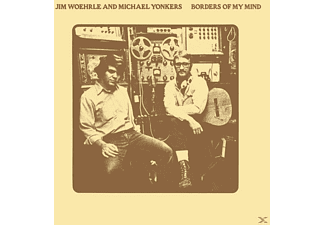 Jim & Michael Yo Woerhle, Woerhle,Jim & Yonkers,Michael - BORDERS OF MY MIND - (Vinyl)