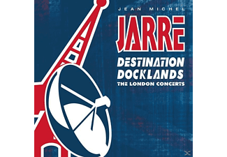 Jean-Michel Jarre - Destination Docklands 1988 - (CD)