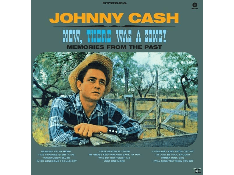 Johnny Cash - Now, There Was A Song+2 Bonu [Vinyl]