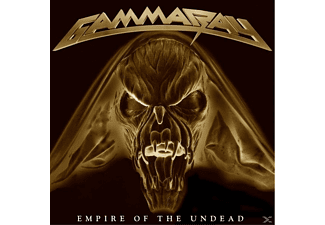 Gamma Ray - Empire Of The Undead - (LP + Download)