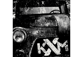 Kxm - Kxm (European Version) - (LP + Download)
