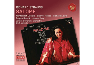 Richard Strauss - Strauss: Salome - (CD)