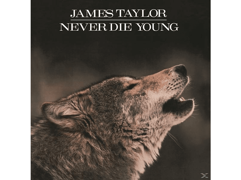 James Taylor - Never Die Young [Vinyl]