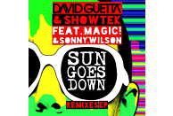 David Guetta & Showtek - Sun Goes Down (Remixes Ep) [Vinyl]