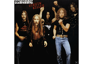 Scorpions - Virgin Killer - (CD)