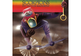 Scorpions - FLY TO THE RAINBOW - (CD)