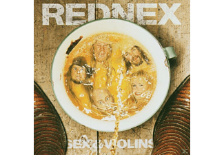 Rednex - SEX & VIOLINS - (CD)
