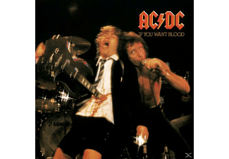 AC/DC - If You Want Blood (CD)