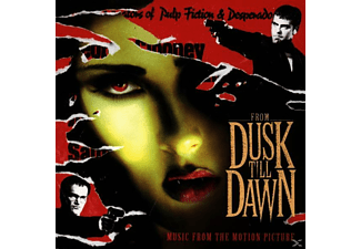 VARIOUS - FROM DUSK TILL DAWN - (CD)