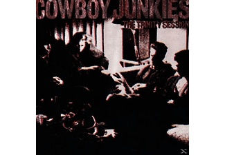 Cowboy Junkies - THE TRINITY SESSION - (CD)