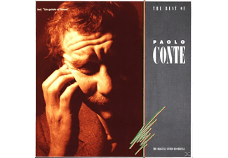 Paolo Conte - BEST OF - (CD)