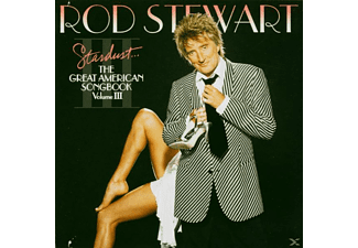 Rod Stewart - Stardust...The Great American Songbook Iii - (CD)