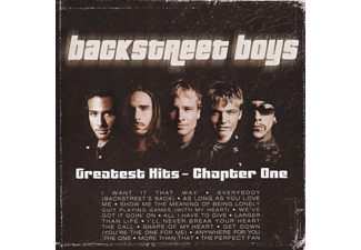 Backstreet Boys - Greatest Hits-Chapter 1 - (CD)