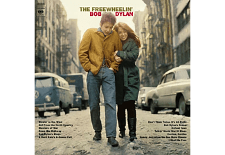 Bob Dylan - The Freewheelin' Bob Dylan - (CD)