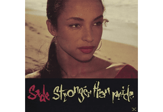Sade - Stronger Than Pride - (CD)