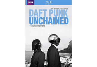 Daft Punk Unchained (Edition Collector Digibook) Blu-ray