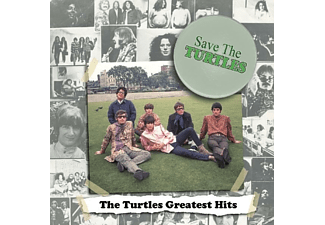 The Turtles - SAVE THE TURTLES - GREATEST HITS - (Vinyl)