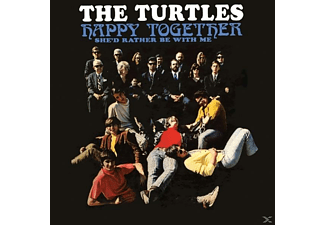 The Turtles - HAPPY TOGETHER - (Vinyl)