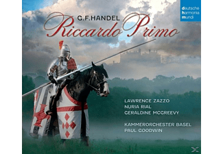 Paul Goodwin - Riccardo Primo - (CD)