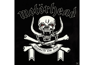 Motörhead - March Or Die - (CD)