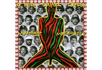 A Tribe Called Quest - MIDNIGHT MARAUDERS - (CD)