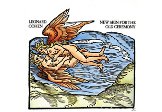 Leonard Cohen - NEW SKIN FOR THE OLD CEREMONY - (CD)
