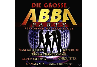 Abba-Esque - Die Grosse Abba-Party - (CD)