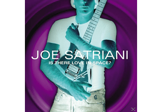 Joe Satriani - Is There Love In Space? - (CD)