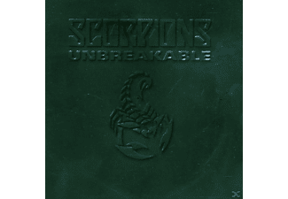 Scorpions - Unbreakable - (CD)