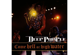 Deep Purple - Come Hell Or High Water - (CD)