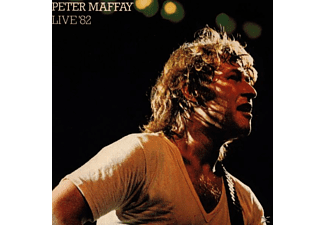 Peter Maffay - LIVE 82 - (CD)