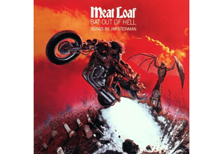 Meat Loaf - Bat Out Of Hell - (CD)