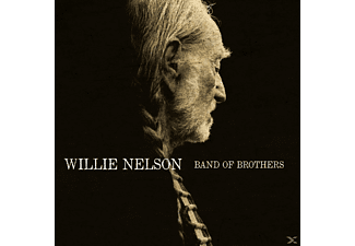 Willie Nelson - Band Of Brothers - (Vinyl)