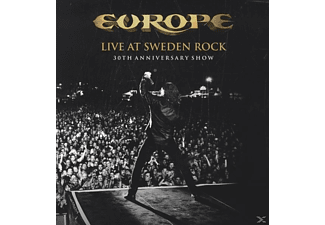 Europe - Live At Sweden Rock-30th Anniversary Show - (Vinyl)