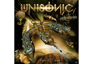 Unisonic - Light Of Dawn - (LP + Download)