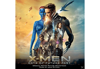 O.S.T. - X-Men:Days Of Future Past - (Vinyl)