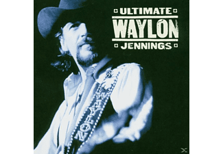 Waylon Jennings - Ultimate Waylon Jennings - (CD)