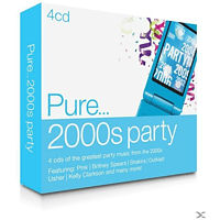 VARIOUS - Pure...2000s Party [CD]