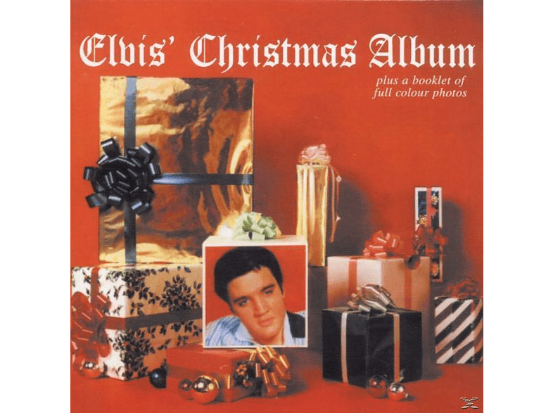 Elvis Presley - Elvis: Christmas Album [CD]