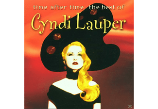 Cyndi Lauper - TIME AFTER TIME - THE BEST OF - (CD)