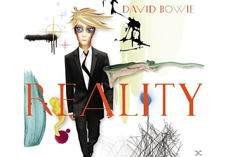 David Bowie - Reality - (CD)