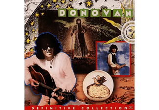 Donovan - DEFINITIVE COLLECTION - (CD)
