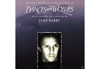 John Barry - Dances With Wolves - Original Motion Picture Sound - (CD)