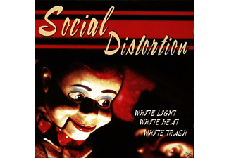 Social Distortion - WHITE LIGHT WHITE HEAT WHITE TRASH - (CD)