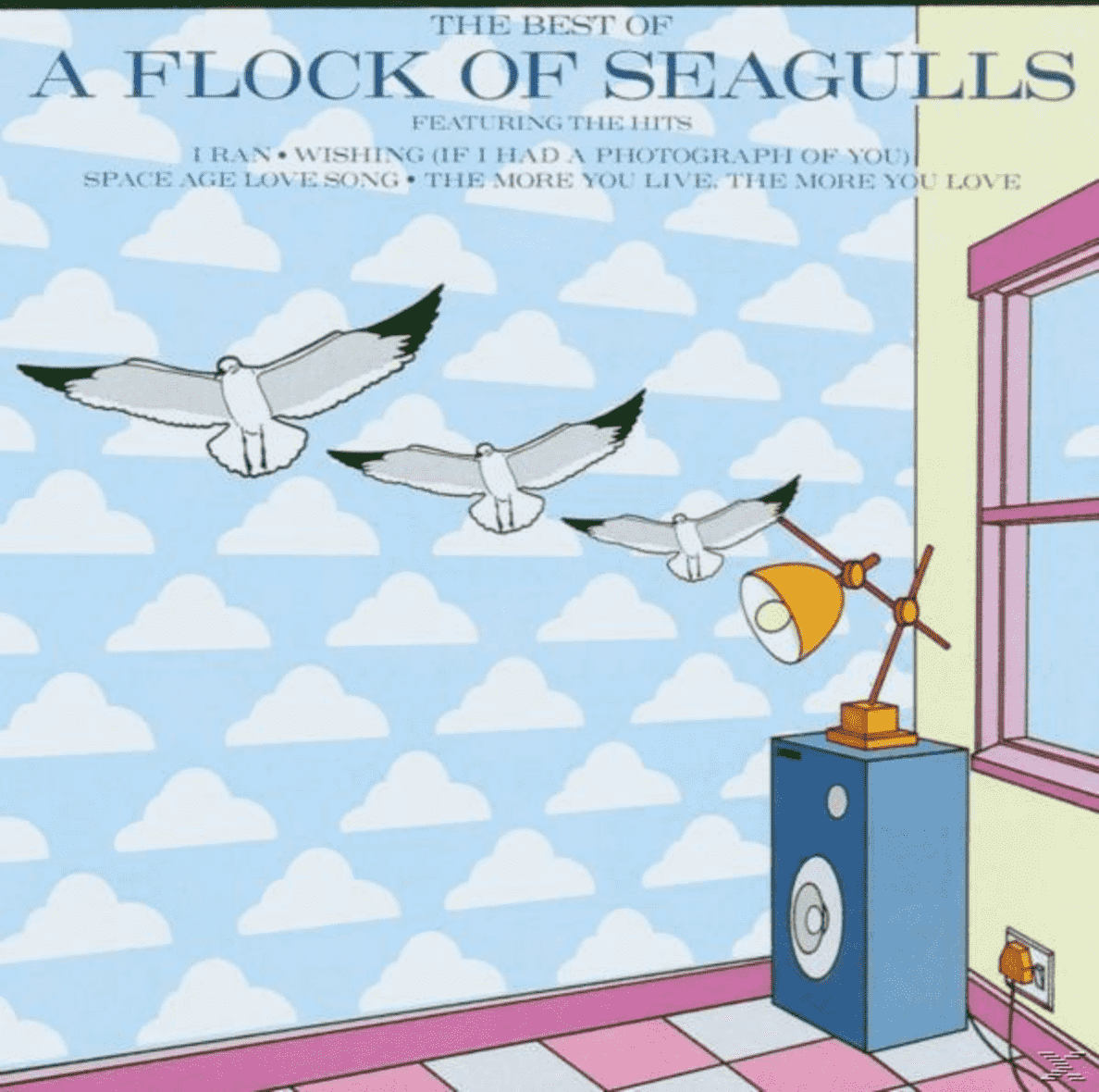 A Flock Of Seagulls - THE BEST OF - (CD)